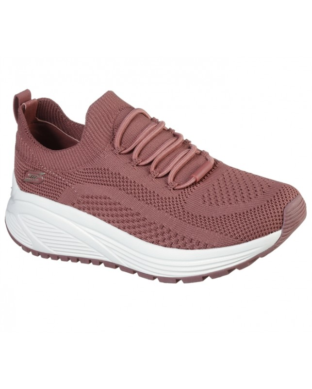 Skechers-WOMENS BOBS SPARROW 2.0-ROS