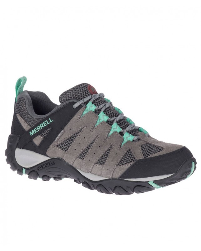 MERRELL-ACCENTOR 2 VENT WP CHARCOAL-300 CHARCOAL/WAWE