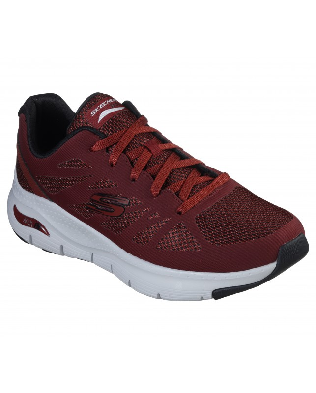 Skechers-MENS ARCH FIT-CHARGE BACK-BURG