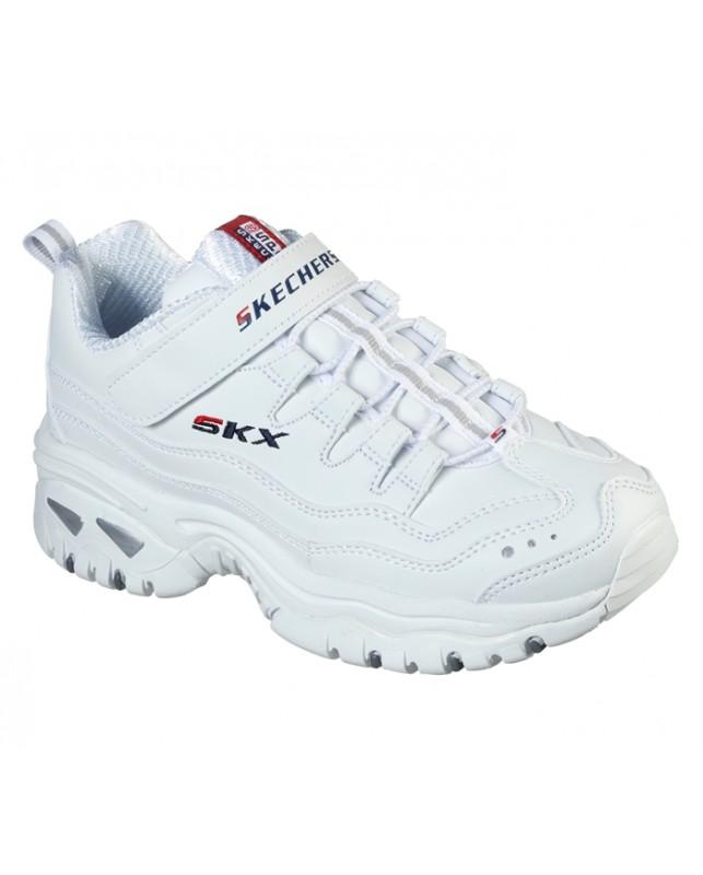 Skechers-ENERGY-WHITE/MILLENNIUM