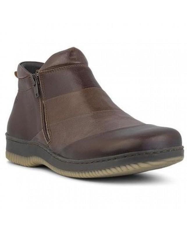 GREEN COMFORT-lugano low cut boot-039 BROWN