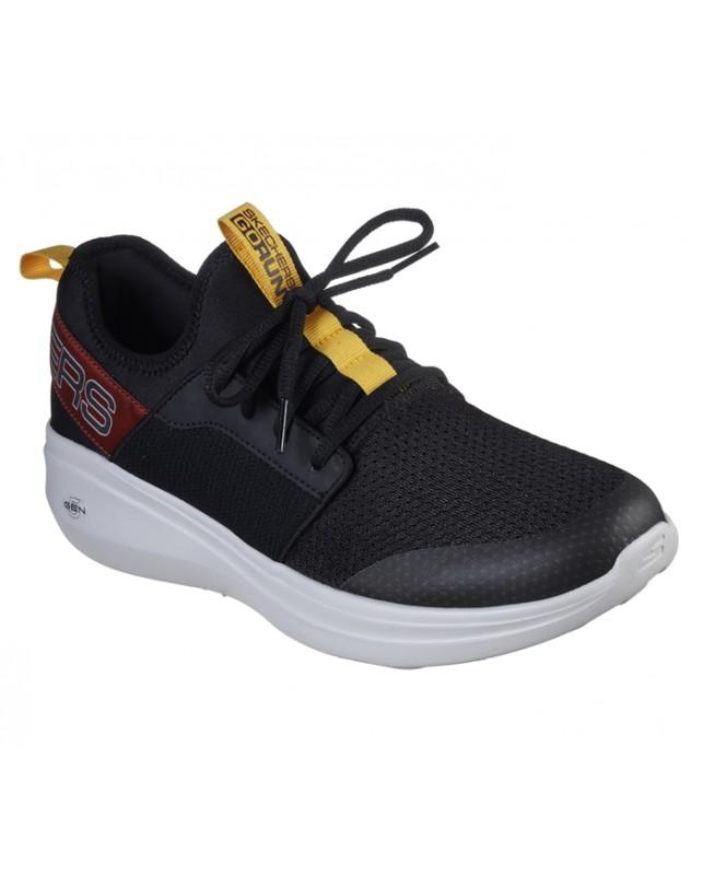 Skechers-GO RUN FAST-STEADFAST-BLACK/MULTI