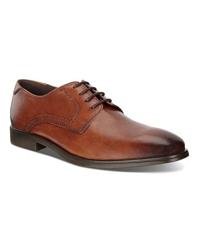 ECCO-MELBOURNE AMBER THE NATURAL-BROWN