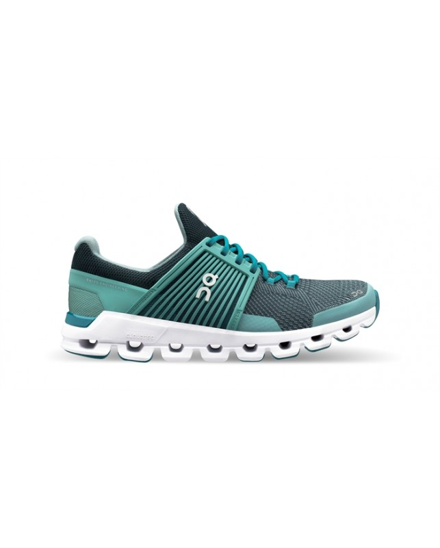 ON CLOUD-ON CLOUD SWIFT TEAL STORM-GREEN