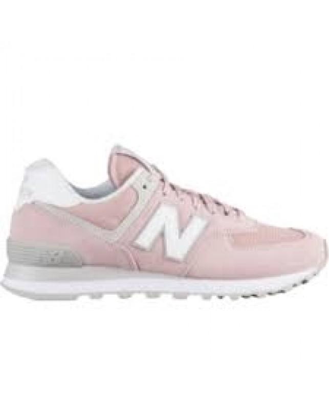 NEW BALANCE-NB 574 LIGHT ROSE-LIGHT ROSE