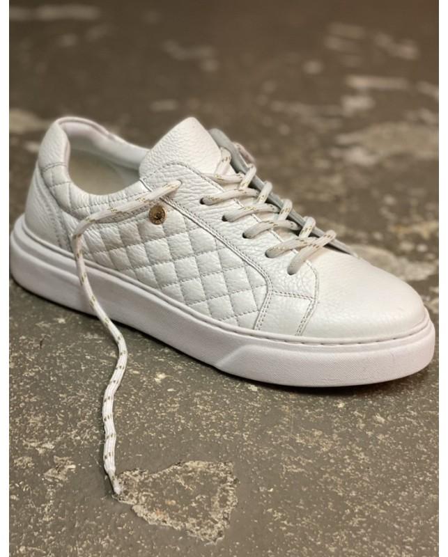 COPENHAGEN SHOES-DRESSED SNEAK-WHITE