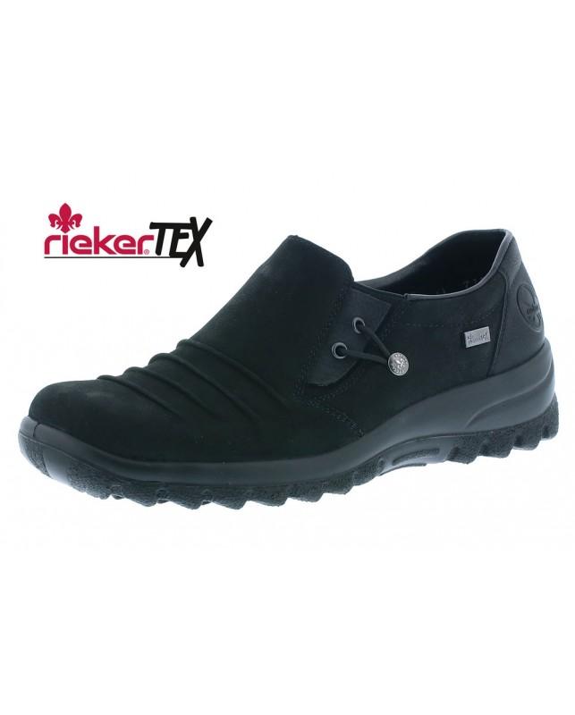 Rieker-TALAMON/NAMUR-BLACK