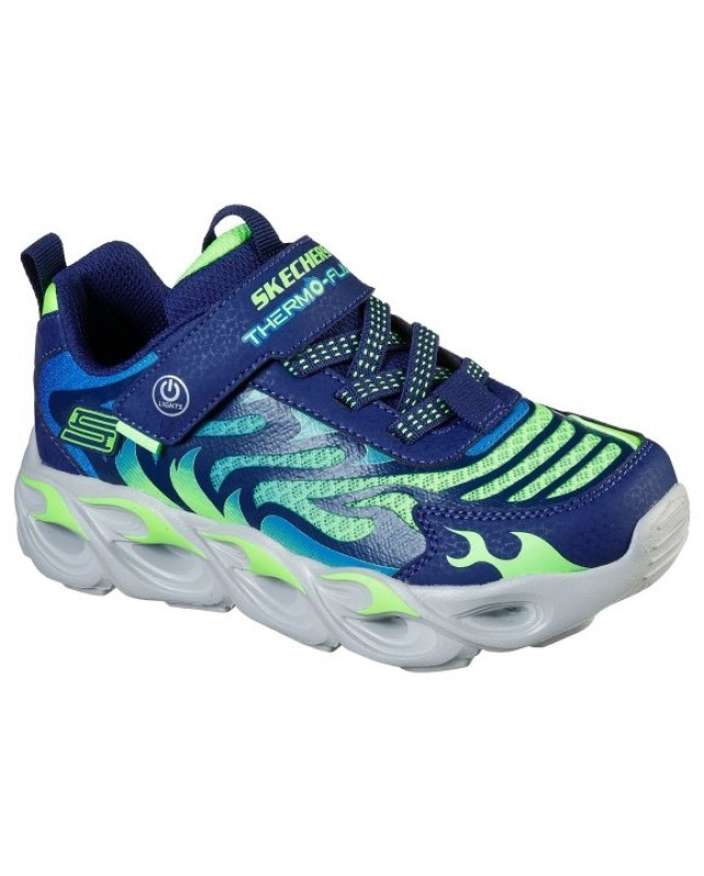 Skechers-BOYS THERMO-FLASH-NVLM