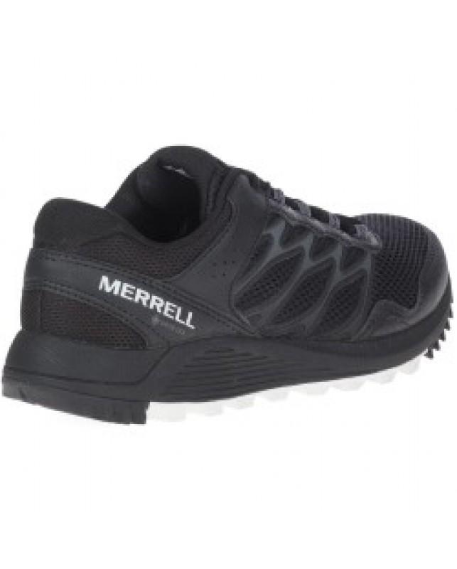 MERRELL-WILDWOOD GTX BLACK-BLACK